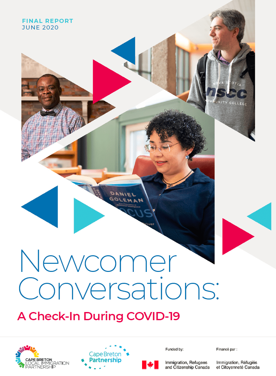 Newcomer Conversations: A Check-In During COVID-19